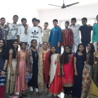 Children day and Diwali party