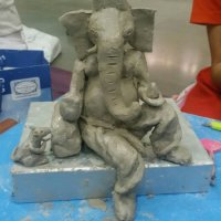 Eco friendly Ganesha competition