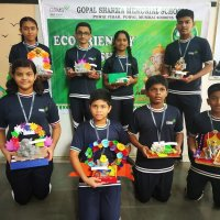 ECO FRIENDLY GANESHA MAKING COMPETITION