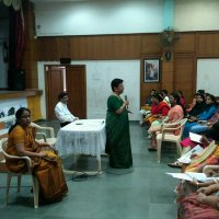 Parents Orientation Meeting conducted on the 5th floor auditorium, on  20th and 21st June 2017